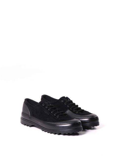 Sneaker sueu shiny foxing paura SUPERGA X PAURA | Sneakers | S112FNW005
