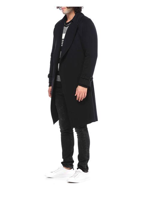 Cappotto doppiopetto midi TAGLIATORE | Cappotto | BALDWIN/S35UIC082