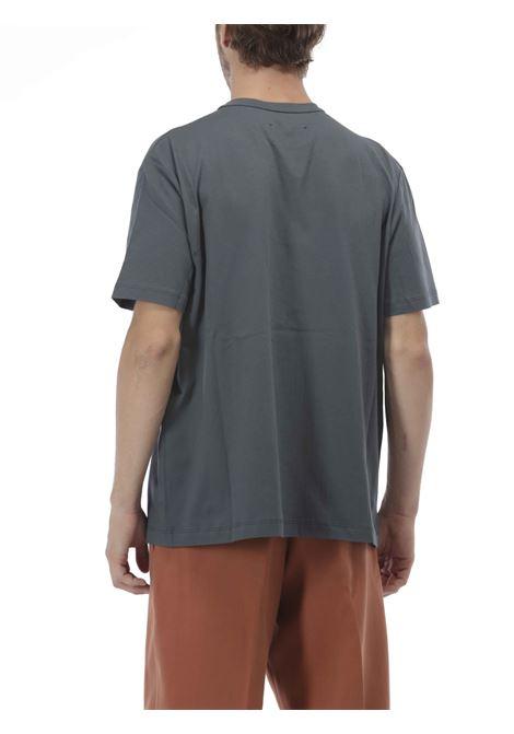 T-shirt con logo TELFAR | T-shirt | FW20-J-01-OBPLEATED