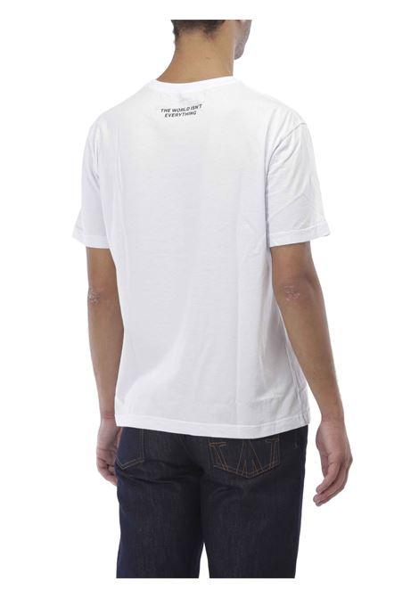 T-shirt con stampa sul davanti TELFAR | T-shirt | FW20-ST-03-OWFUCK THAT