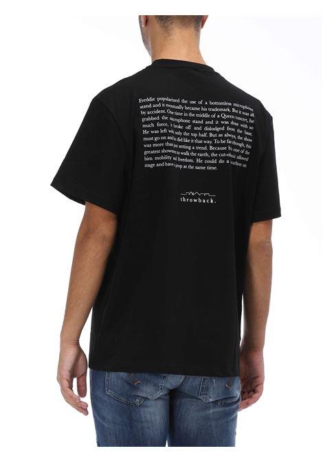 T-shirt Freddie con stampa 1946 THROWBACK | T-shirt | TBTFREDDIE