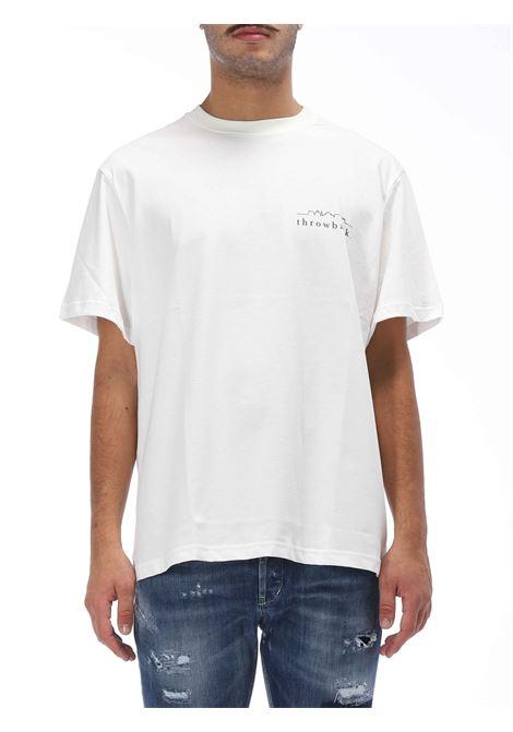 T-shirt con stampa  logo THROWBACK | T-shirt | TBTLOGOB