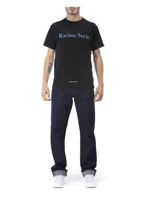 T-shirt con stampa UNITED STANDARD | T-shirt | 20WUSTS03RACISM