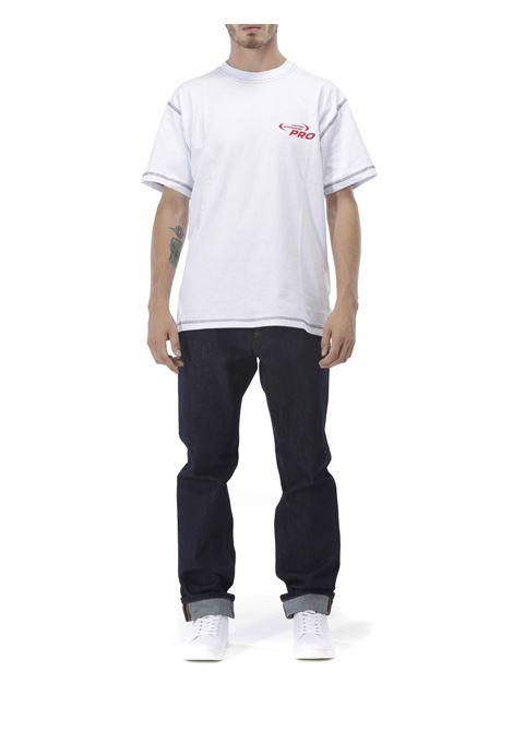 T-shirt con logo UNITED STANDARD | T-shirt | 20WUSTS05PRO