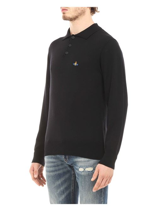 Polo maniche lunghe VIVIENNE WESTWOOD | Polo | 84082511750