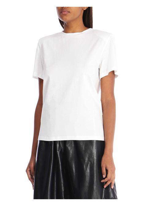 T-shirt basic WEILI ZHENG   T-shirt   WWZTM11BIANCO