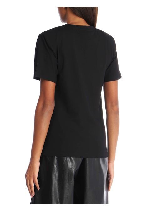 T-shirt basic WEILI ZHENG   T-shirt   WWZTM11NERO