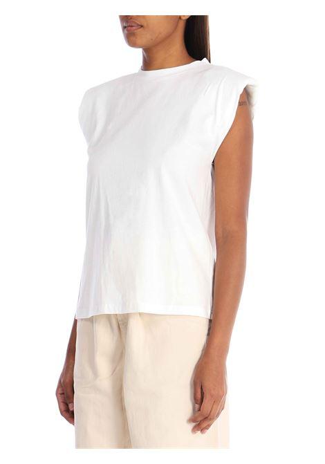 T-shirt basic WEILI ZHENG   T-shirt   WWZTM12BIANCO