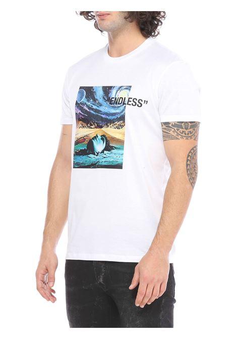 T-shirt WHITE OVER | T-shirt | TS/102FAITHB