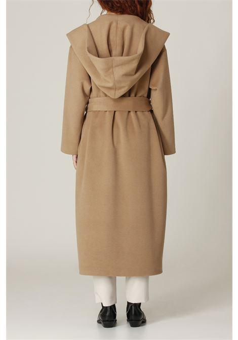 Cappotto a vestaglia ACTUALEE | Cappotto | CT000420BEIGE