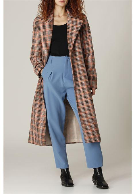 Pantalone vita alta ACTUALEE | Pantalone | PA002745AZZURRO