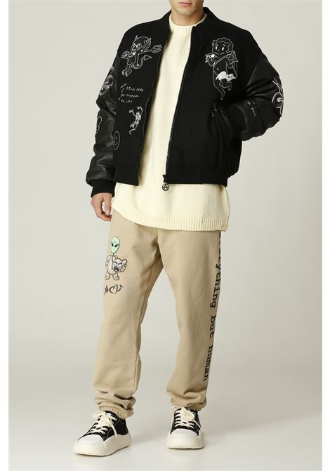 Jacket con patch ACUPUNCTURE   Giubbino   ACUFW2122222099PATCH VARSITY