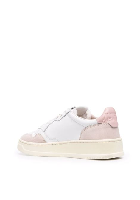 Sneakers con logo AUTRY | Sneakers | AULM LS37BIANCO/ROSA