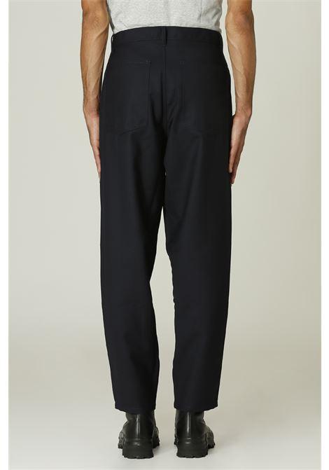 Pantalone con cuciture a contrasto COMME DES GARCONS SHIRT | Pantalone | FH-P0002-W2162034110
