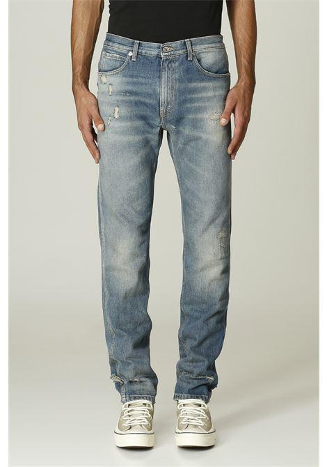 Jeans con rotture DANILO PAURA | Jeans | STEVEDENIM