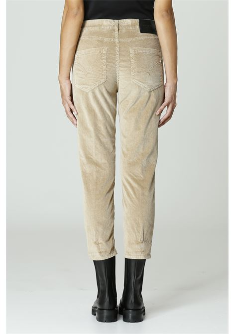 Pantalone Koons gioiello DONDUP   Pantalone   DP268BVS0024DPTDBEIGE