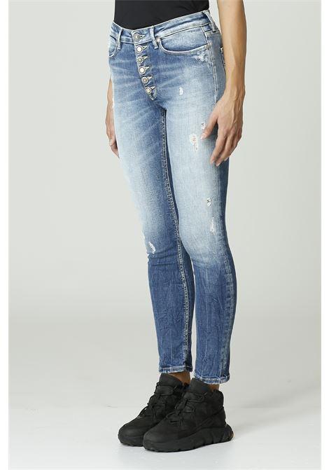 Jeans Iris bot gioiello DONDUP   Jeans   DP450BDSE304DEE4800