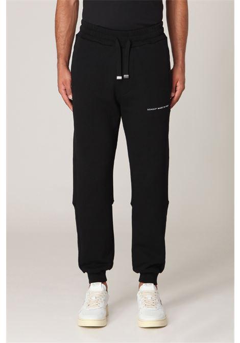 Pantalone in felpa DONDUP   Pantalone   UF583 KF0202UBW6 999
