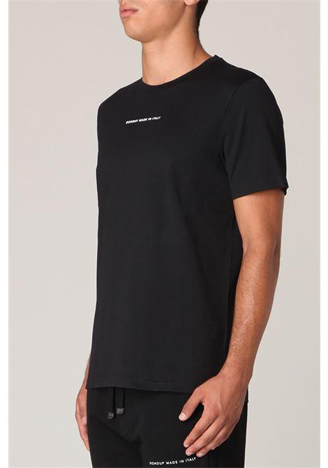 T-shirt con logo DONDUP | T-shirt | US198 JF0271UBW6 999