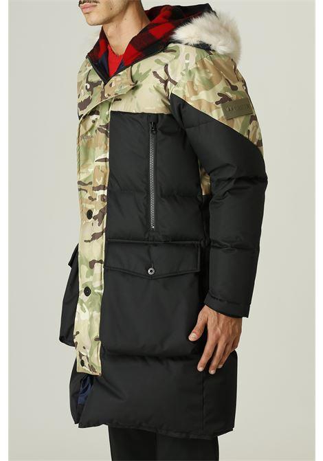 Parka con cappuccio GRIFFIN   Parka   GW21_01SLEEPING BAG COAT