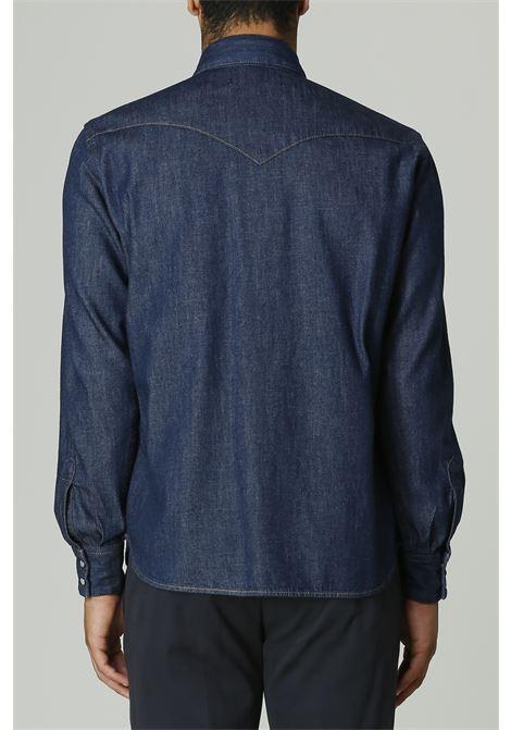 Camicia denim GRIFONI | Camicia | GL120030/100/S17DENIM