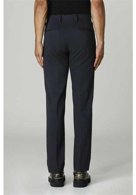 Pantalone basic GRIFONI | Pantalone | GL140001/21BLU
