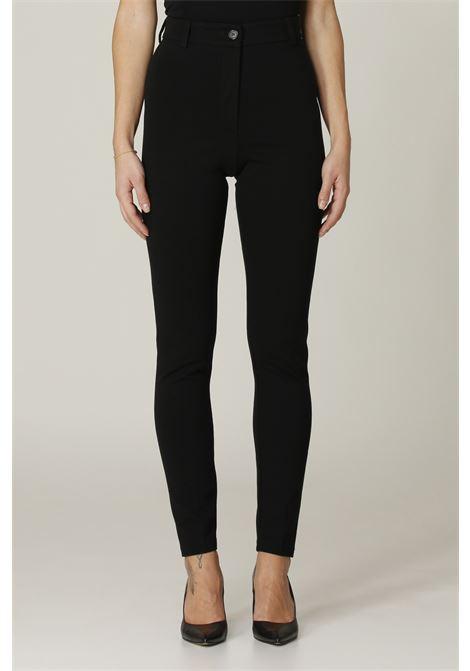 Pantalone in punto milano JUCCA | Pantalone | J3414100NERO