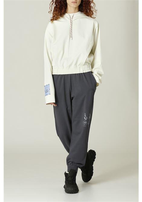 Felpa cropped hoodie MCQ   Felpa   66262RRJ60CLOUD