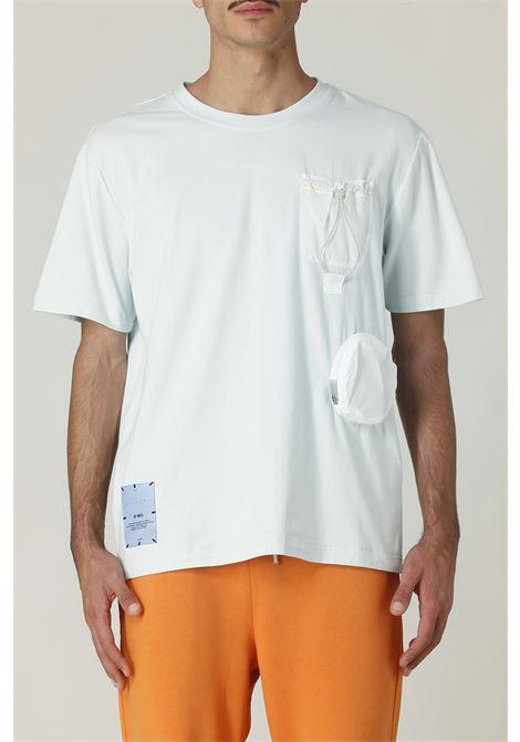 T-shirt con tasche MCQ | T-shirt | 669981RRT52V