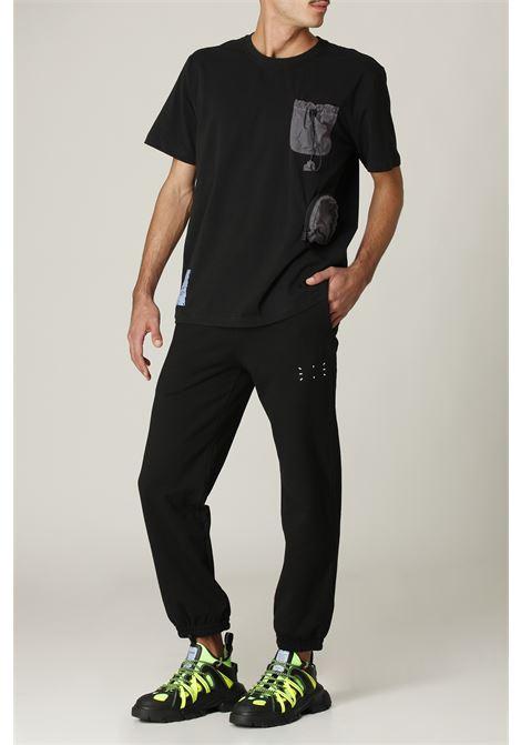 T-shirt con tasche MCQ   T-shirt   669981RRT52