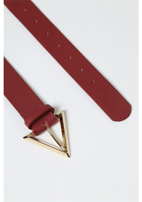 Cintura in pelle MERCI | Cinture | CINT29BORDEAUX