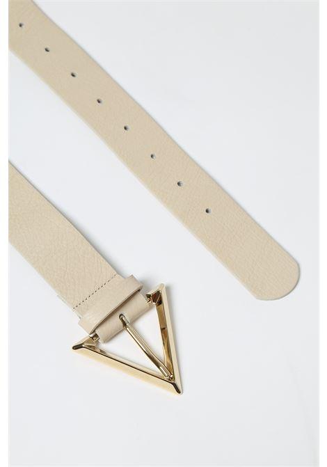 Cintura in pelle MERCI | Cinture | CINT29PANNA