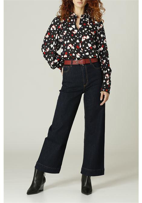 Jeans largo MERCI   Jeans   LIV22AIBLU