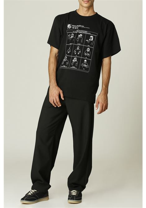 T-shirt con stampa MM6 MAISON MARGIELA | T-shirt | S52GC0213S23692