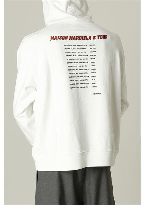 Felpa con logo MM6 MAISON MARGIELA | Felpa | S52GU0149S25337