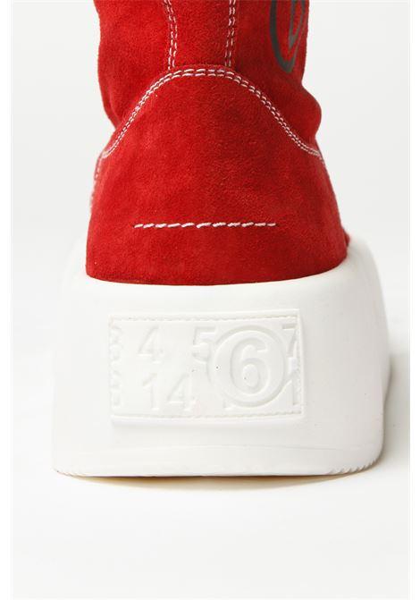 MM6 MAISON MARGIELA   Sneakers   S59WS0153-PR047ROSSO