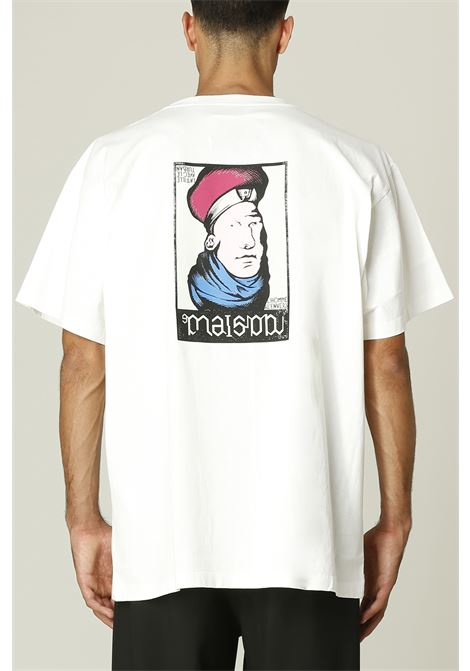 T-shirt con stampa MM6 MAISON MARGIELA | T-shirt | S625D0093S23962B