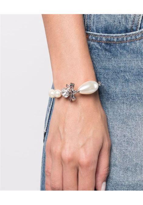Bracciale con perle MM6 MAISON MARGIELA | Bracciale | SM7UY0006-SV0037UNICA