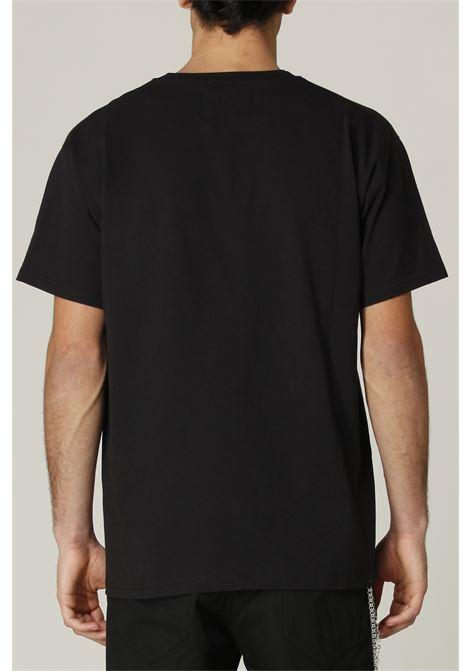 T-shirt con logo PLUSQUEMAVIE | T-shirt | TS001NERO