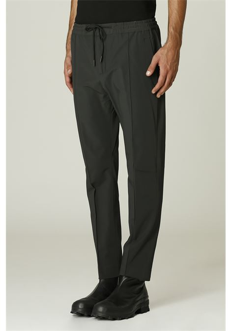 Pantalone con coulisse PT TORINO   Pantalone   IT19GRIGIO
