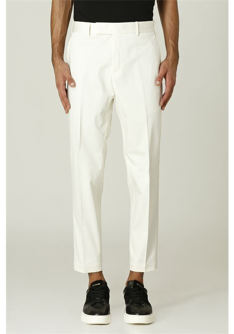 Pantalone in cotone PT TORINO   Pantalone   PM08PANNA