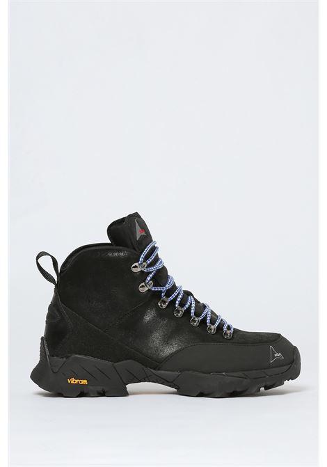 Sneakers alta ROA | Sneakers | LE60-001NERO
