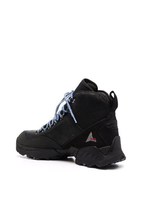 ROA | Sneakers | LE60-001NERO