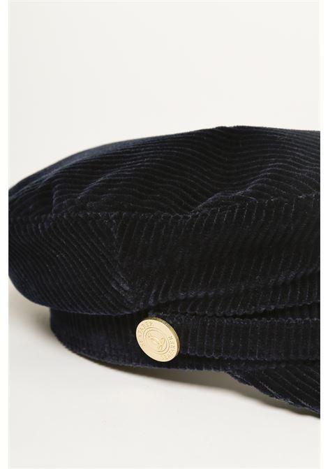 Cappello in velluto SEAFAFER | Cappello | SWX0016XCA0001BLU