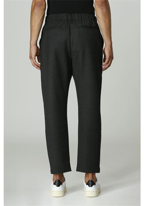 Pantalone con coulisse SILTED   Pantalone   CFWL-BMNERO