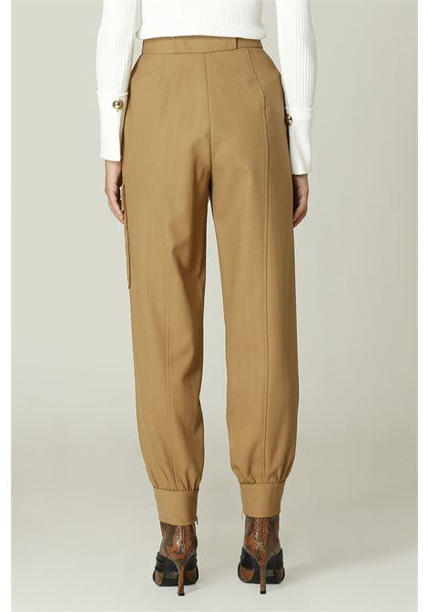 Pantalone con tascone SIMONA CORSELLINI | Pantalone | A21CPPA013CAMMELLO