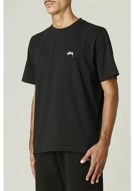 T-shirt con logo STUSSY | T-shirt | 1140241STOCK LOGO