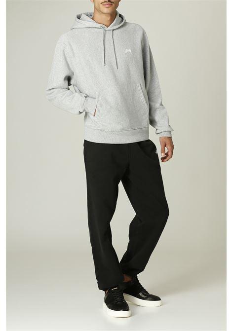 Felpa hoodie STUSSY | Felpa | 118417STOCK LOGO-