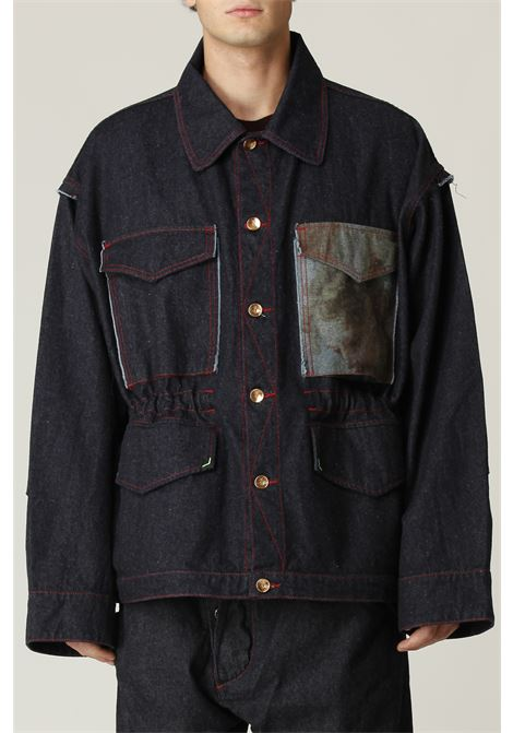 Jacket denim VIVIENNE WESTWOOD | Jacket | 28010001-W0033K-EUK409