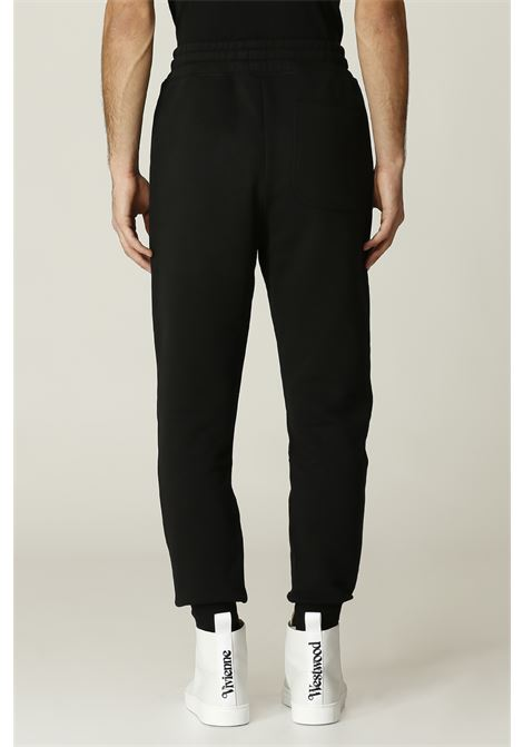 Pantalone in felpa VIVIENNE WESTWOOD   Pantalone   36020001-J0006-PON401